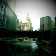 I love Chicago's bridges