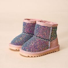 Cool 2017 Bling toddler girls snow boots winter shoes for girls rubber boots with fur baby girls boots size 21-30 - $ - Buy it Now! Check more at http://kidshopglobal.com/kids-and-baby-shop-online/shoes/childrens-shoes/girls/2017-bling-toddler-girls-snow-boots-winter-shoes-for-girls-rubber-boots-with-fur-baby-girls-boots-size-21-30/