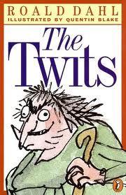 Roald Dahl - The Twits Roald Dahl The Twits, Roald Dahl Books, Roald Dalh, Free Books, Good Books, Books To Read, Ya Books, Books For Boys, Childrens Books