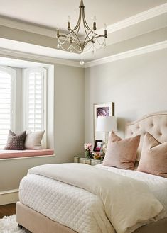 Bedroom Layout Design Awesome 60 Ideas For 2019 Feminine Bedroom, Modern Bedroom, Contemporary Bedroom, Blush Bedroom, Bedroom Rustic, Master Bedroom Design, Home Decor Bedroom, Bedroom Ideas, Bedroom Boys