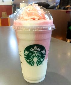 Starbucks Pokéball Frappuccino! Catch one today! #StarbucksSecretMenu