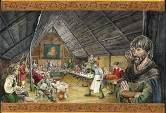 Abusing Hospitality ~ Henning Janssen.