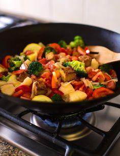 delicious veggies!
