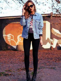 Kenza Zouiten outfit style