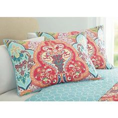 Better Homes and Gardens Quilt Collection, Jeweled Damask >>> Details can be found at http://www.amazon.com/gp/product/B00M6FS0EU/?tag=sweethomeimprovement-20&pop=170716191301
