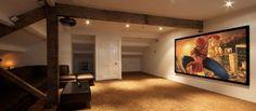 20 Home Cinema Room Ideas - UltraLinx