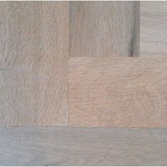 fumed unfinished oak herringbone parquet block