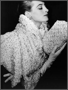 Flickr Capucine, Vogue, 1956