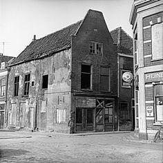 554_32414 Hoek Wijngaardstraat Nieuwkerkstraat - Regionaal Archief Dordrecht