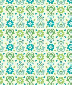 Pattern by Silvia Dekker for Hema