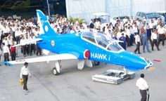 "New Delhi, the Indian company Hindustan Aeronautics (HAL) presented an improved version of the Hawk Mk132 training aircraft from BAE Systems. The aircraft named ""Hawk i"" will be officially presented at the Aero India Air Show, which will be held February 14-18 in Bangalore. Improved MK132 is also the 100 th device to be produced in India by HAL as part of the ""Make in India"". A total of 123 aircraft were ordered by the Indian government."