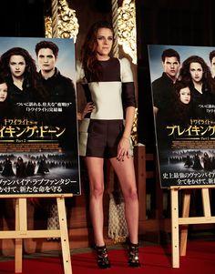 Kristen Stewart photos from Breaking Dawn 2 Promo