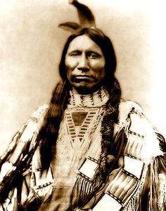Oglala Chief American Horse (the older)1830-1876