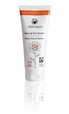 Buy Odylique SPF 30 Natural Sun Screen and other Odylique by Essential Care products at LoveLula - The World's Natural Beauty Shop. Sunscreen For Sensitive Skin, Natural Sunscreen, Natural Face, Natural Beauty, Protector Solar, Makeup Brands, Natural Cosmetics, Beauty Shop, Clean Beauty