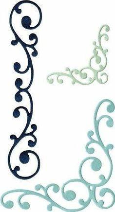 Christmas Embroidery Patterns, Embroidery Stitches, Hand Embroidery, Embroidery Designs, Flourish Border, Bd Art, Boarder Designs, Wood Burning Patterns, Floral Logo