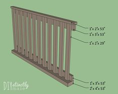 Since we found out we were pregnant (maybe even before), we knew we wanted to build our baby's crib. Would it be safe enough? Baby Crib Diy, Baby Room Diy, Baby Boy, All Modern Furniture, Baby Furniture, Children Furniture, Steel Furniture, Funky Furniture, Furniture Stores