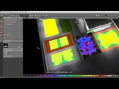 In this video tutorial, you will learn how to edit the calculation grid in Dialux evo. This is very useful for outdoor lighting design calculations like spor.