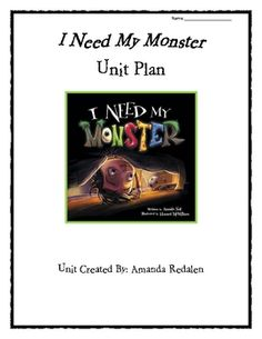 i need my monster book pdf