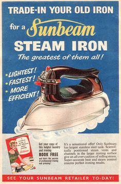 Sunbeam Steam Iron