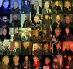 Alan Rickman Scarf and his scarves:)