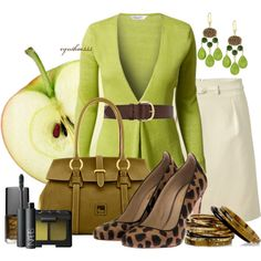 """Apple Cobbler"" by cynthia335 on Polyvore"
