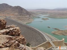 Yusuf Ibn Tashfin Dam on Massa river near #Tiznit, #Morocco. Travel Photos of Agadir & Tiznit - Travel Experia