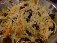 Cole Slaw - Salada Americana de Repolho
