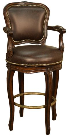 Shop for the American Heritage Billiards Bar Stools Salvatore Bar Stool at Hudson's Furniture - Your Tampa, St Petersburg, Orlando, Ormond Beach & Sarasota Florida Furniture & Mattress Store