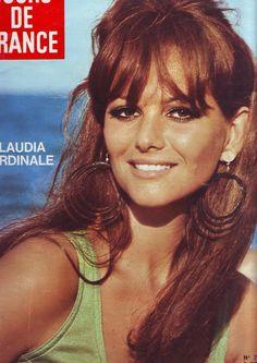 Jours DE France 717 Septembre 1968 Claudia Cardinale EN Couverture | eBay