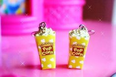 Mini pop corn