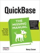 4. Report Sharing, Change Notifications, and Reminders - QuickBase: The Missing Manual [Book]