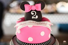 "Photo 1 of 24: Minnie Mouse / Birthday ""Gab's 2nd Birthday"" 