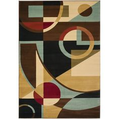 You'll love the Nanette Flower-Petal Black / Multi Contemporary Rug at Wayfair - Great Deals on all Rugs products with Free Shipping on most stuff, even the big stuff.