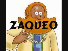 Zaqueo era un Hombrecito Pequeño