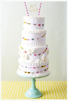 A Crafty Cake Two Ways: Eye Candy