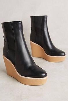 a20094ef9c0 Derek Lam 10 Crosby Sandy Wedge Boots Exclusive Shoes, Gladiator Boots, Bootie  Boots,
