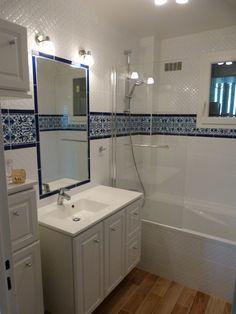 Applique Salle De Bain Deco Mer Plafonnier Carrelage Miroir Mur