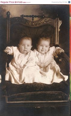 Russell & Raymond Gray born about 1913 in Clark County, Ohio