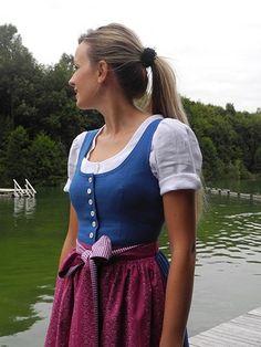 Stephan Barbarino Dirndl Kollektion: Berchtesgaden hübsch