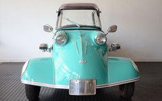 Messerschmitt - KR 200 Export deluxe - 1959