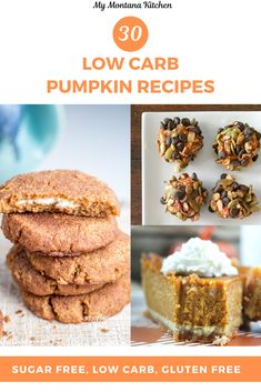 If you are looking for Low Carb Pumpkin recipes you are sure to find something in this roundup. 30 Delicious Keto Pumpkin Recipes - includes pies cakes bars pumpkin spice lattes muffins waffles and more! Kitchen Recipes, Fall Recipes, Low Carb Recipes, Snack Recipes, Dessert Recipes, Cheap Recipes, Dessert Ideas, Pumpkin Recipes Sugar Free, Vegan Pumpkin