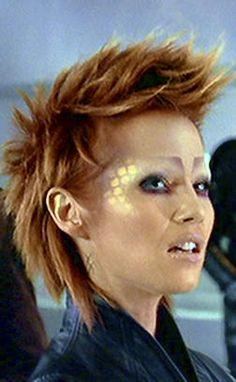 Raelee as Sikozu (The Peacekeeper Wars)