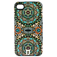 If I ever get an iPhone, I want this Henrik Dannijo case. Iphone 4, Best Iphone, Apple Iphone, Iphone Cases Cute, Coral Turquoise, Cool Stuff, Stuff To Buy, Fashion Accessories, Tech Accessories
