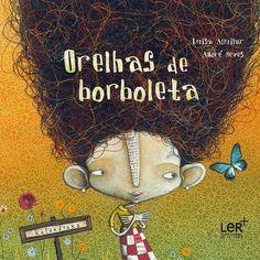 """Há livros muito especiais para nós, cá em casa. """"Orelhas de Borboleta"""" de Luisa Aguilar, é um desses livros. Ler este livro em família é um..."""