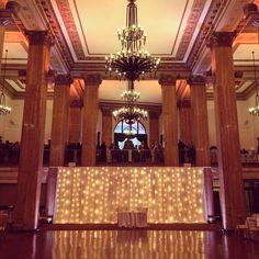 90 State Events, Mazzone Hospitality, Music Man Entertainment, DJ Mike Garrasi, Hitlin Photography, Up Lighting, Albany, NY, Capital District Weddings, Wedding, Weddings, Wedding Reception www.MusicManEntertainment.com