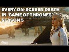 Juego de Tronos: mirá las ¡1447! muertes de la quinta temporada en un video - Series http://befamouss.forumfree.it/?t=71031872