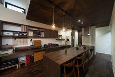 木を使ったくつろぎの家・間取り(大阪府岸和田市) | 注文住宅なら建築設計事務所 フリーダムアーキテクツデザイン
