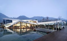 Nanshan Clubhouse by SPARK architects