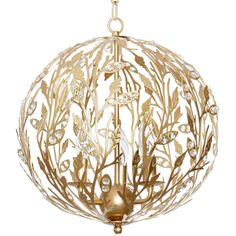 This is a wrought iron light fixture with authentic crystals. Crafted with artistry and designed for a luminous glow, shoot for the moon and beyond with light fixtures from our Luna Collection. Interw