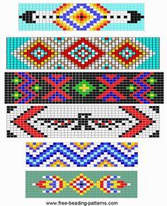 loom beading patterns